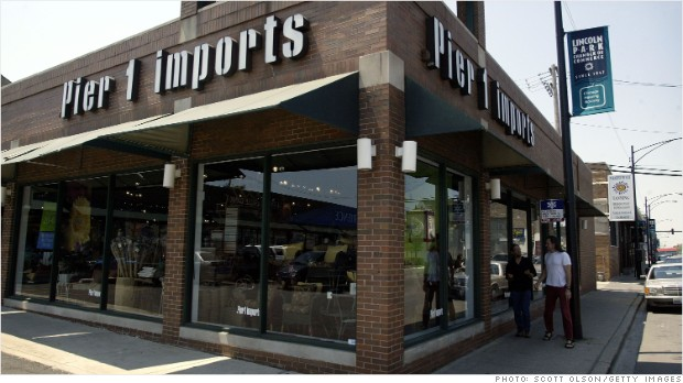 pier 1 imports earnings