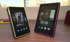Kindle Voyage and Fire are here
