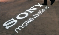 Sony shares plunge as more losses loom