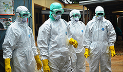 The fight against Ebola is grossly underfunded