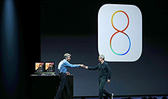 Apple says iOS 8 will shield your data from police