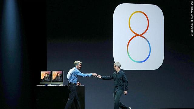 Apple dice que el iOS 8 protegerá tus datos de la policía