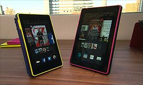Amazon releases new Fire, e-readers