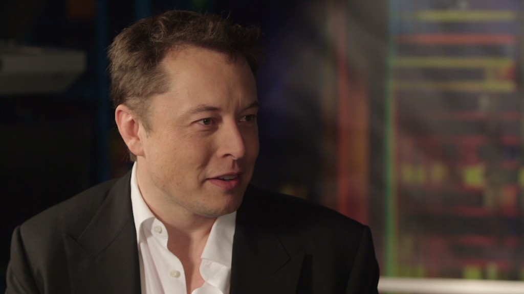 Elon Musk: From space race to space war