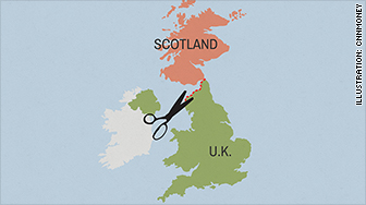 map scotland split 2