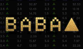 Traders go gaga for BABA