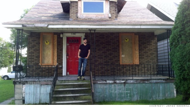 'I bought a house for $1,000'