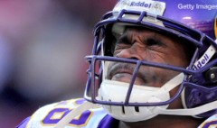 Peterson, Rice frustrate fantasy football owners