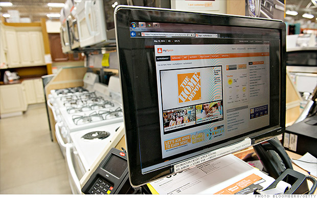 Home Depot: 56 million cards exposed in breach