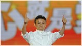 Alibaba surges in huge IPO debut