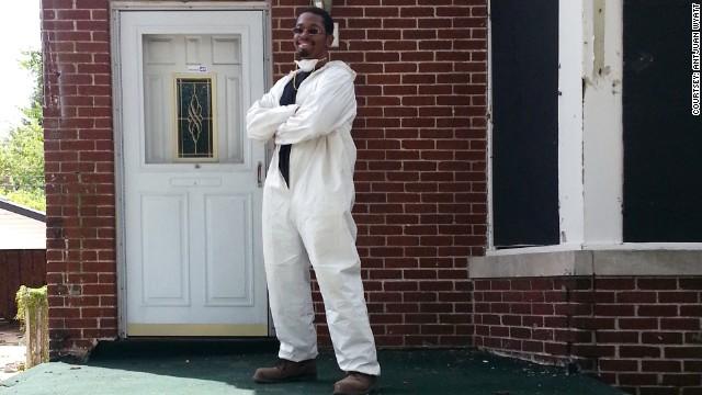 «Compré una casa de 140 metros cuadrados por 1.000 dólares»