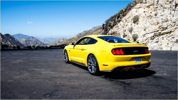 Ford Mustang hybrid promises V8 power