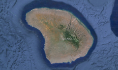 Larry Ellison's Hawaiian island