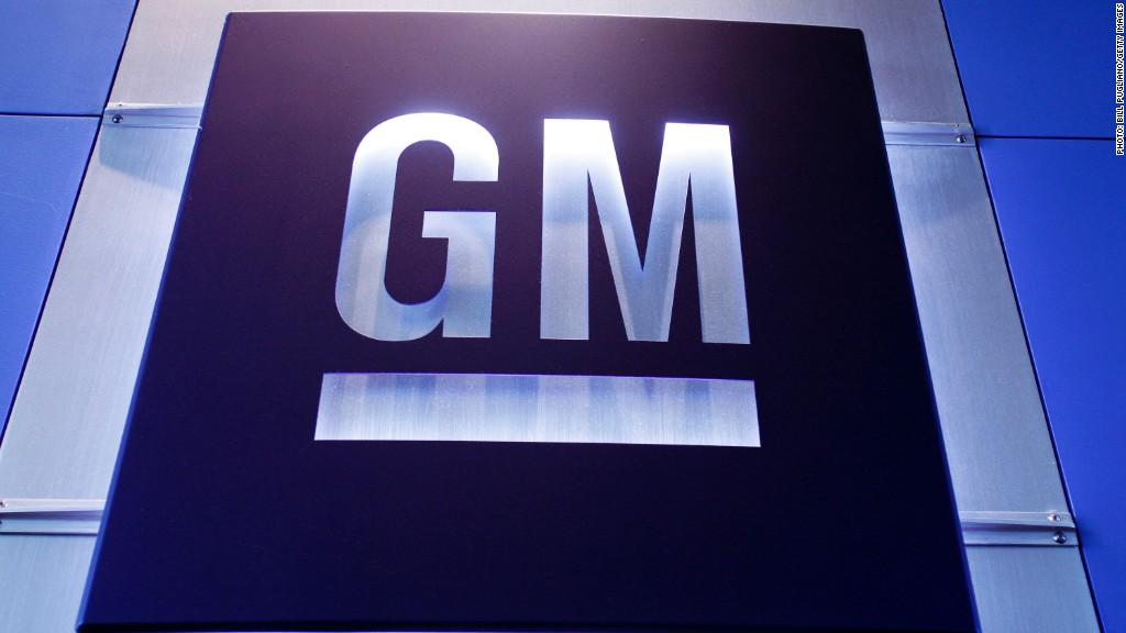 general motors recall