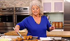 New chapter in Paula Deen's comeback