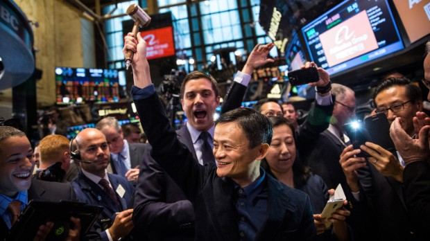 China is real winner from Alibaba IPO