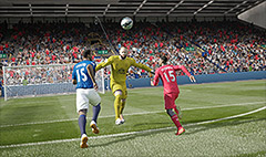 FIFA 15: See how EA's top game is made