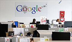 Where new grads want to work most: Google