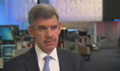 Mohamed El-Erian: Sell some stocks