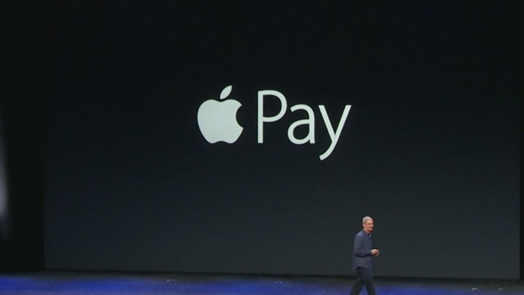 Apple Pay powered by 24-year-old's startup