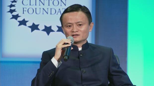 Jack Ma: Becoming abundant is a 'great pain'