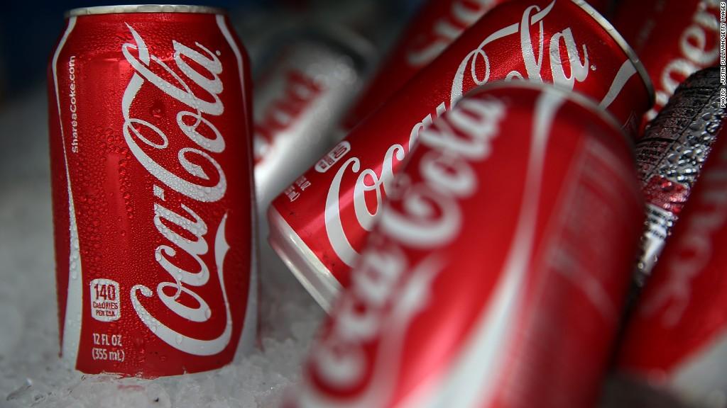 coca cola calories