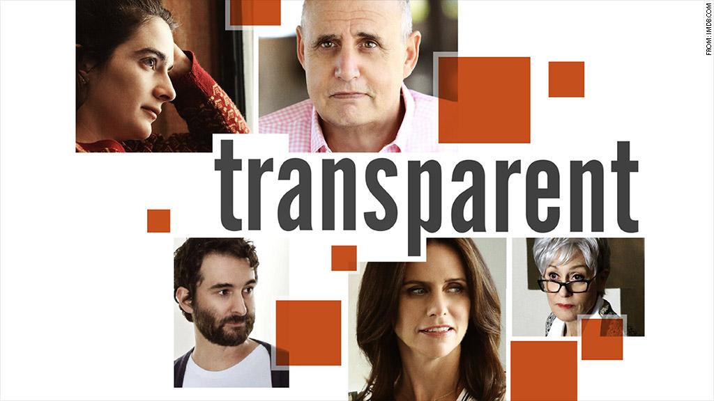 amazon transparent show