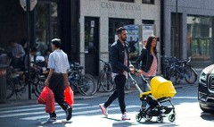 The coveted 'it' stroller for 1%