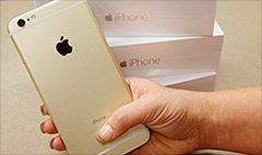 Apple: Nine iPhone 6 Pluses reported bent
