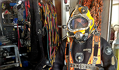 24 hours with an Arctic diver