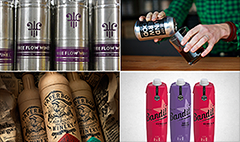 Wine in a can, a keg, a carton...and it's not bad