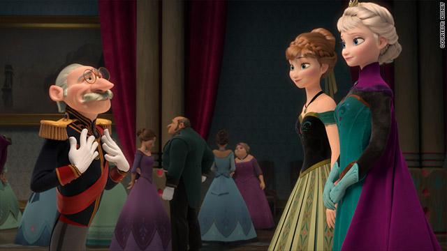 Las princesas Elsa y Anna, de 'Frozen', enseñan programación a niñas