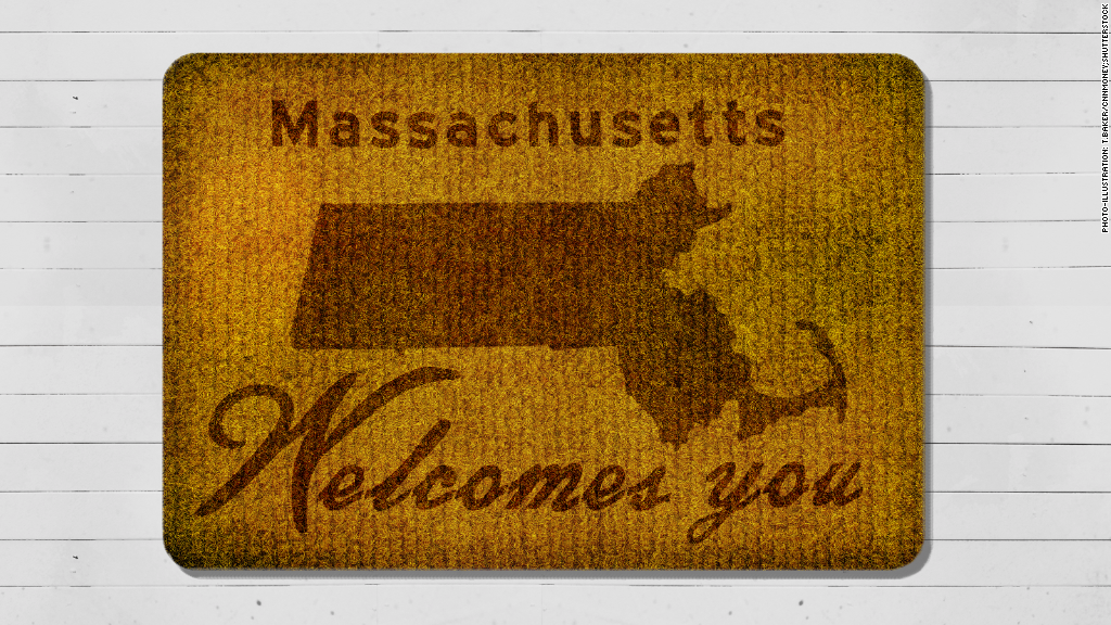 massachusetts welcome visa