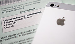 EU smacks Apple's Irish tax deal