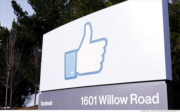 Los anuncios de Facebook ahora están en toda la web