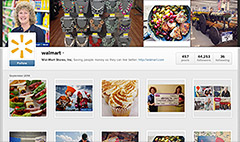 Instagram CEO joins Wal-Mart's board