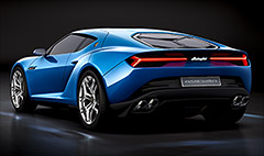 Lamborghini to unveil plug-in hybrid