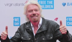 What's Richard Branson's favorite cocktail?