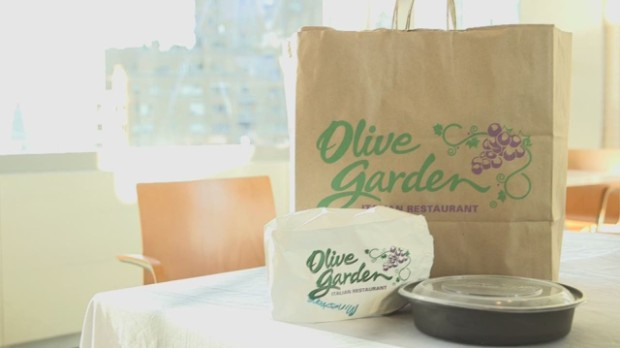 Olive Garden is red hot again
