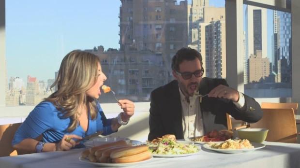 Olive Garden food flunks CNNMoney taste test