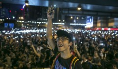 Meet the man connecting Hong Kong protesters