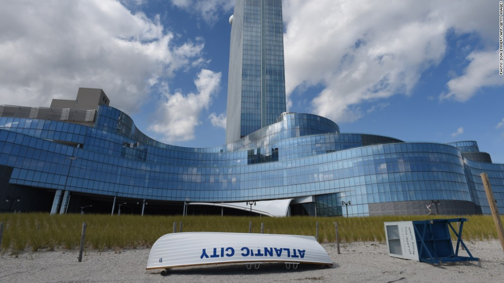 Casino bankruptcies atlantic city