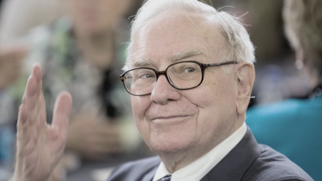 Warren Buffett in 90 seconds