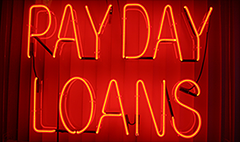 Payday lender cancels over $350 million in debt