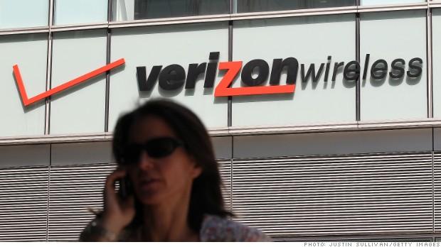 Verizon drops plan to throttle data hogs
