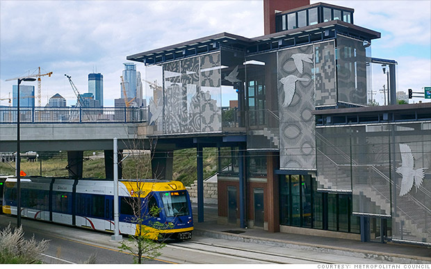 How the Twin Cities got transit right