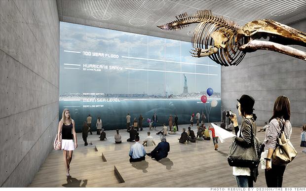 Aquariums To Prevent Floods New York America 39 S Most