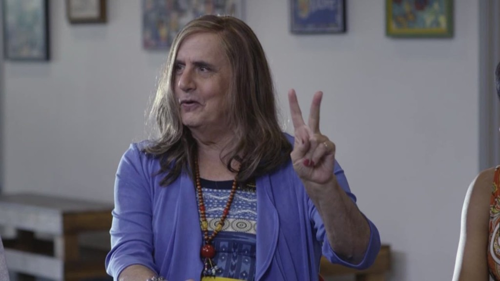 Amazon's 'Transparent' breakout
