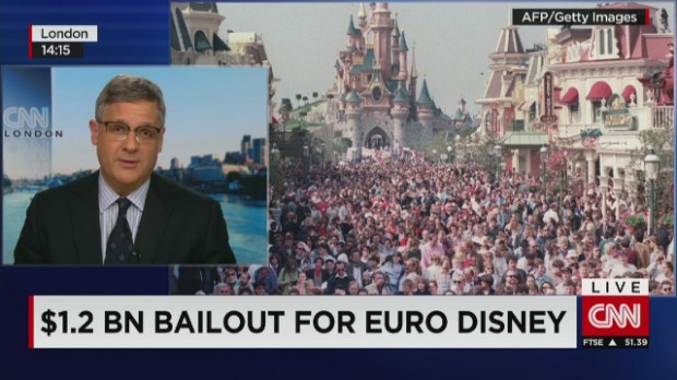 """euro disney from dream to nightmare Shares in euro disney (the french parent company) have performed like a raft on  the """"pirates of the caribbean"""" log-flume ride: the price on the."""