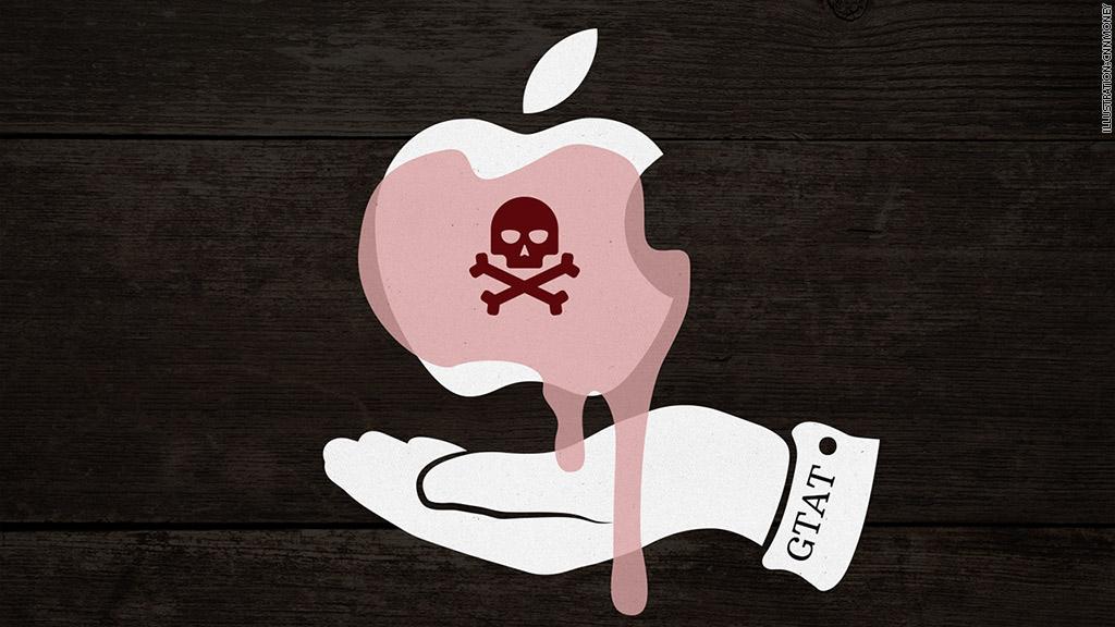 poisonous apple